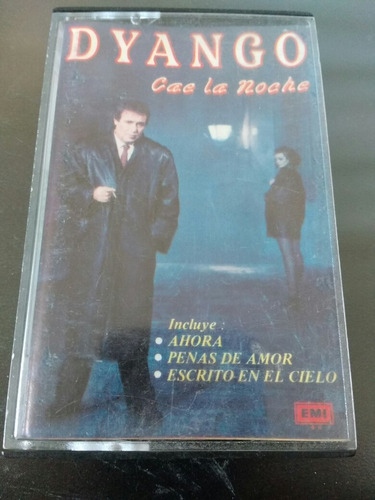 cassette de dyango. cae la noche (c-131