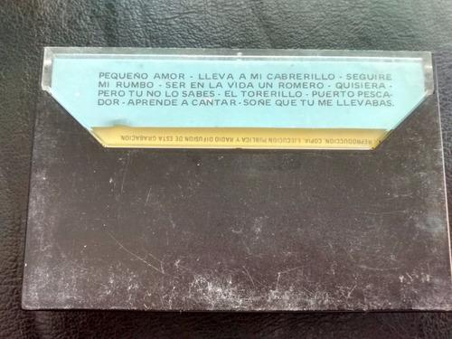 cassette de emilio jose alma de romero (179