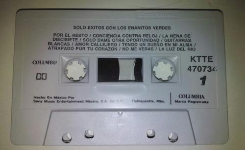 cassette de enanitos verdes