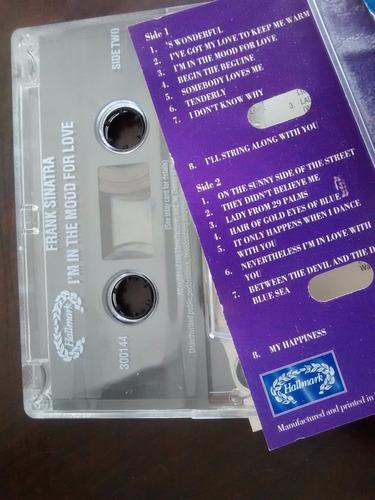 cassette de frank sinatra -16 romantie standards (190
