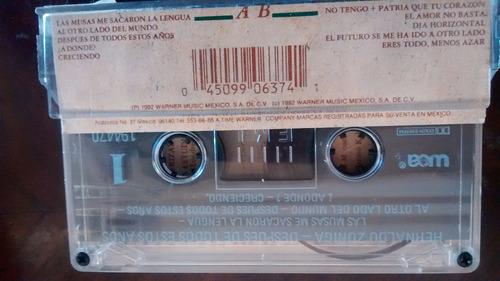 cassette de hernaldo - despues de todos estos años (c-385