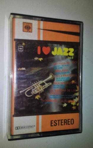 cassette de jazz