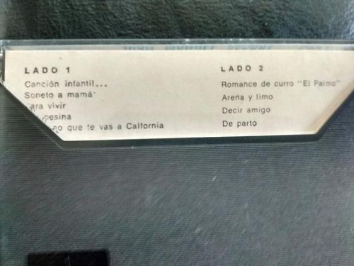 cassette de joan manuell serrat - (c-175