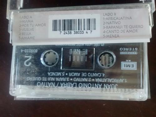 cassette de juan antonio labra .nativo (282