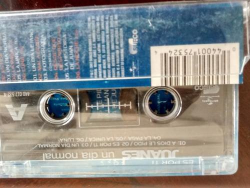 cassette de juanes  un dia normal (199