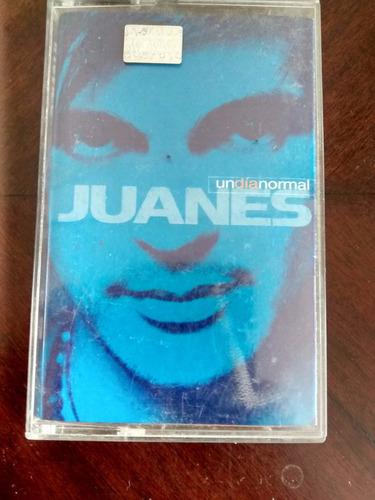 cassette de juanes  un dia normal (c-205