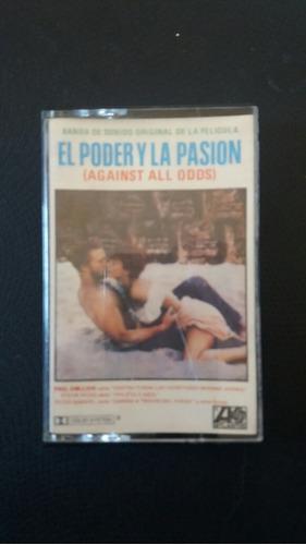 cassette de la pelicula el poder y la pasion ( c601