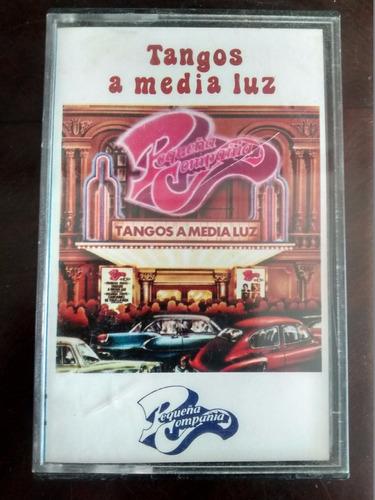 cassette de la pequeña compañia tangos a media lu (c-182