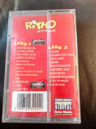 cassette de la revista ritmo de la juventud n°1 (c-46