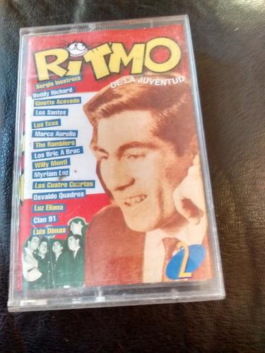 cassette de la revista ritmo de la juventud n°2 (c-47