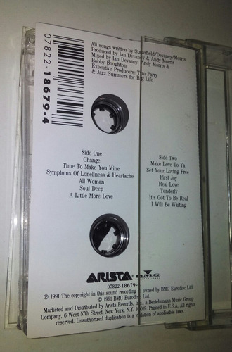 cassette de lissa stanfield