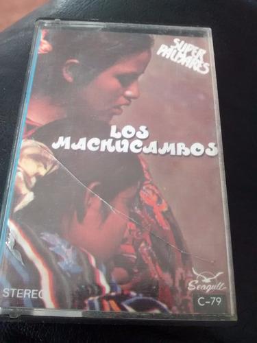 cassette de los machucambos - super palmares(346