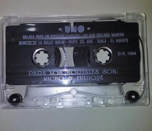 cassette de nicho hinojosa