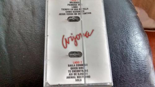 cassette de ricardo arjona - animal nocturno (c-336