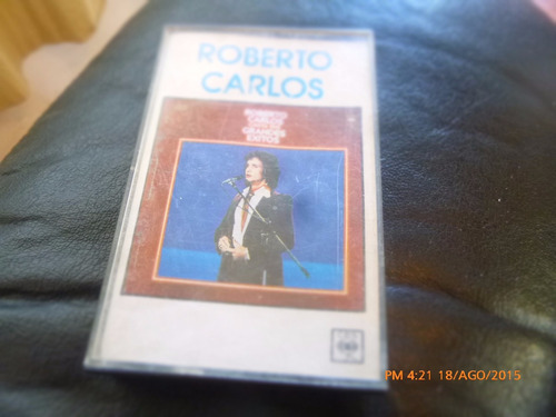 cassette de roberto carlos  --lady laura (216