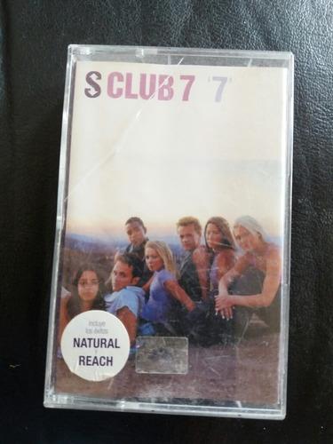 cassette de s club 7 (c527
