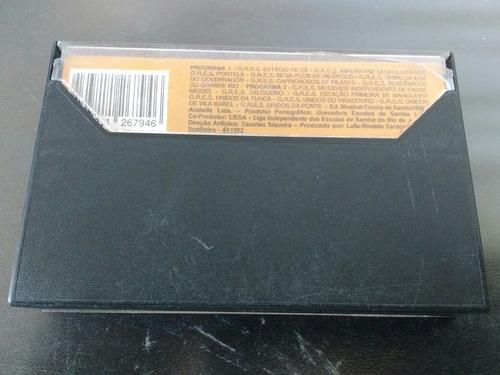 cassette de sambas de enredo (c-119