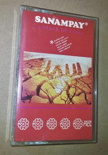 cassette de sanampay