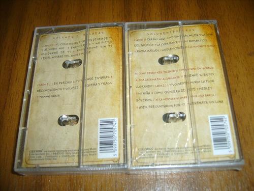 cassette douglas / boleros y baladas (nuevo y sellado)