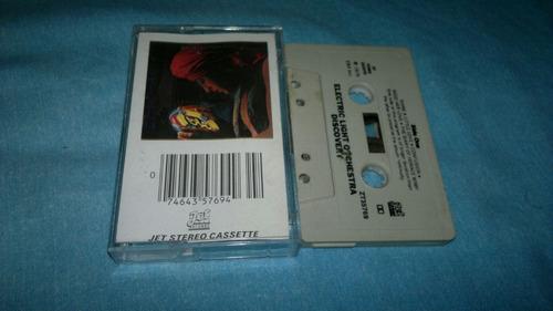 cassette electric light orchesta discovery,tal como lo ves
