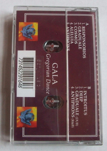 cassette gala - gregorian dance
