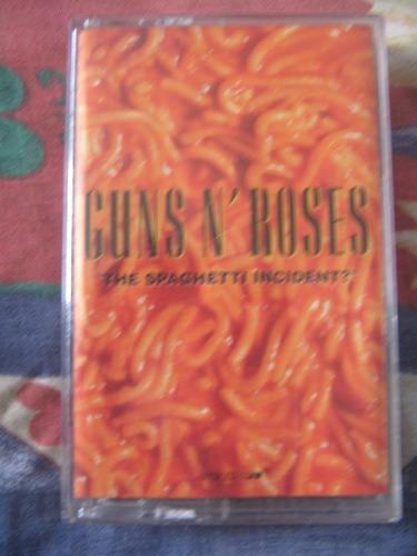 cassette guns n' roses  the spaghetti incident?