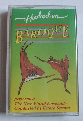 cassette hooked on barroque