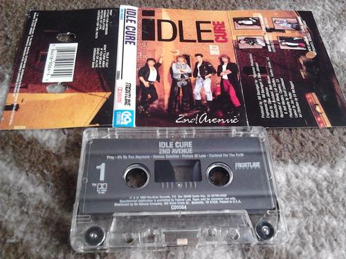 cassette idle cure - 2nd avenue 1990 frontline hard rock