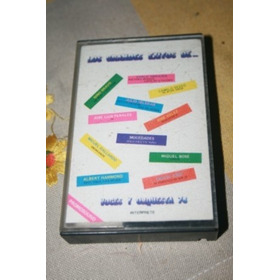 Cassette Los Grandes Éxitos De Voces Y Orquesta 78