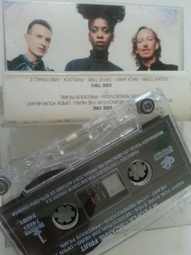 cassette m people / bizarre fruit