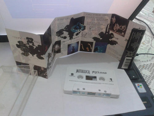 cassette metalica reload