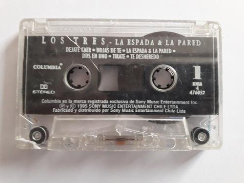 cassette musical original los tres (sin caratula )