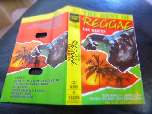 cassette reggae las