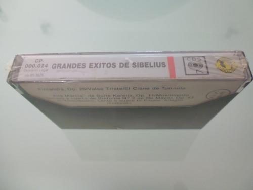 cassette /  sibelius greatest hits / sibelius grandes exitos