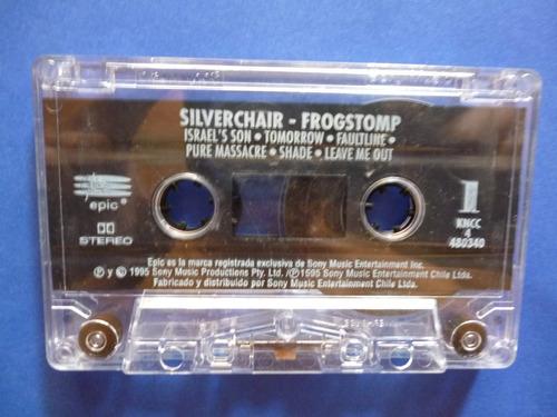 cassette , silverchair
