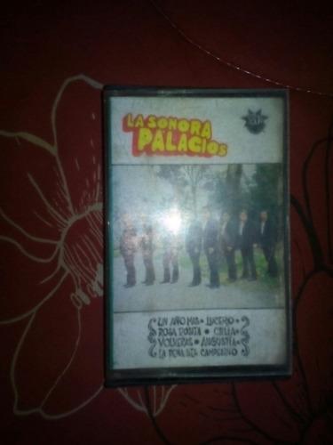 cassette sonora palacios