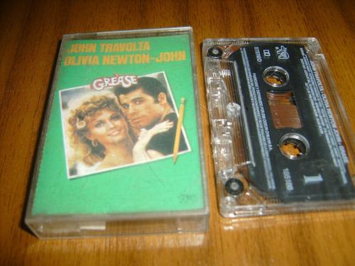 cassette soundtrack grease