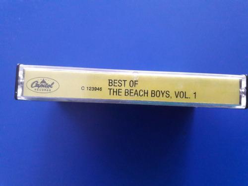cassette tape beach boys - the best of