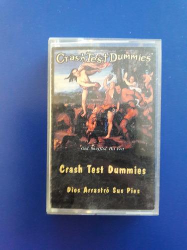 cassette tape - crash test dummies- god shuffled