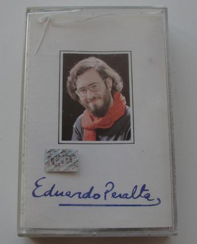 cassette tape - eduardo peralta (sello alerce)