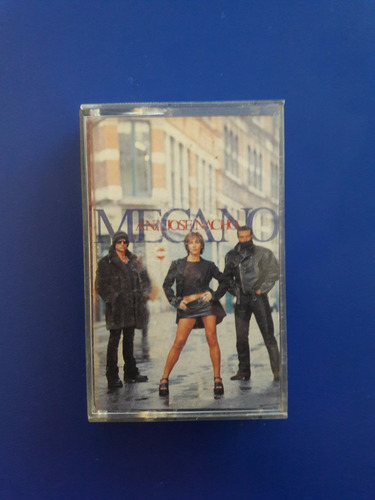 cassette tape mecano - ana jose nacho
