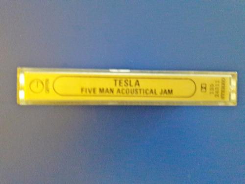 cassette tape original tesla - acoustical jam