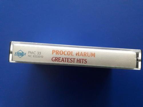 cassette tape procul harum - greatest hits