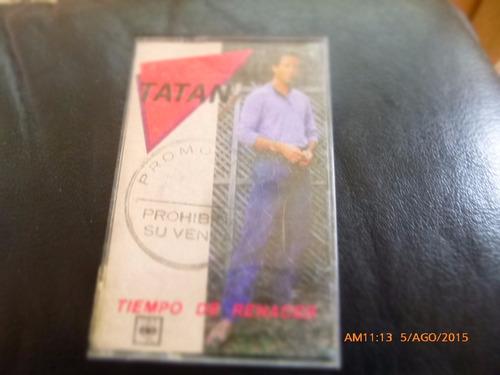 cassette - tatan -- tiempo de renacer (c-172