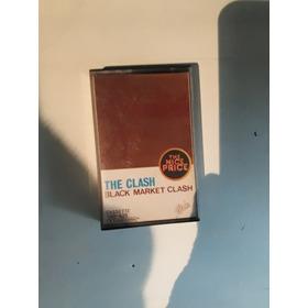 Cassette The Clash Black Market