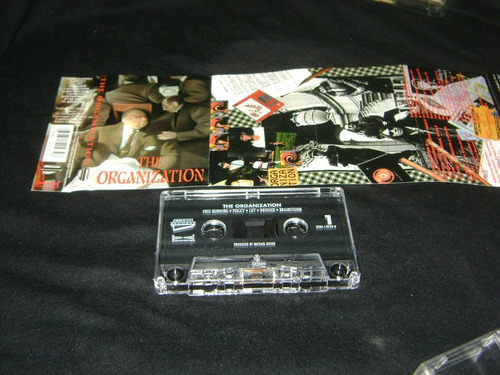 cassette the organization - the organization metal