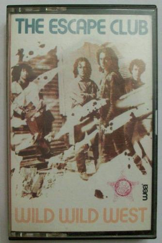 cassette the scape club - wild wild west