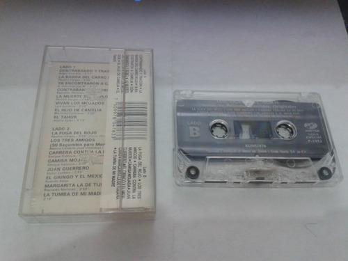 cassette tigres del norte contrabando