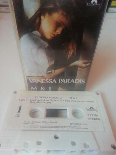 cassette vanessa paradis