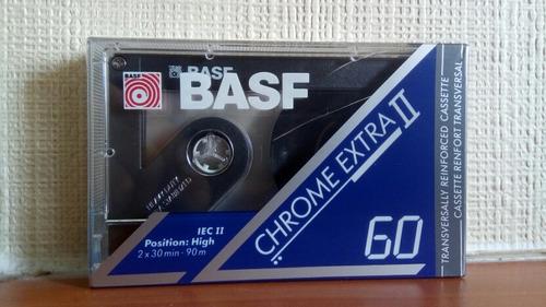 cassette virgen  tdk , basf